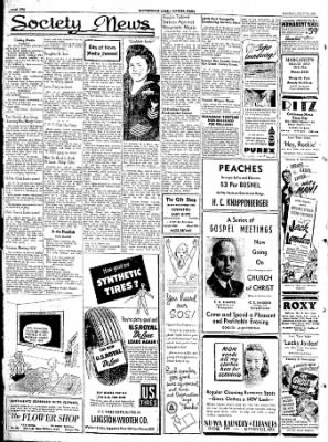 The Courier News from Blytheville, Arkansas on July 31, 1944 · Page 2
