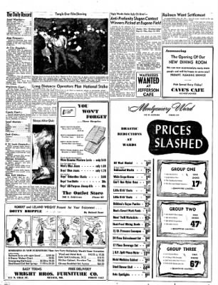 Mexico Ledger from Mexico, Missouri on May 13, 1948 · Page 8