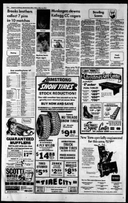 Battle Creek Enquirer From Michigan On December 13 1973 Page 44