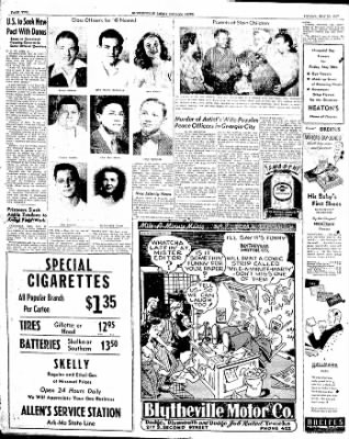The Courier News from Blytheville, Arkansas on May 30, 1947 · Page 2