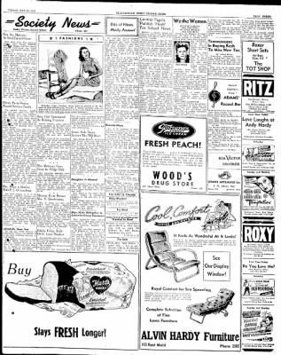 The Courier News from Blytheville, Arkansas on May 30, 1947 · Page 3