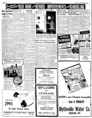 The Courier News from Blytheville, Arkansas on September 6, 1949 · Page 10