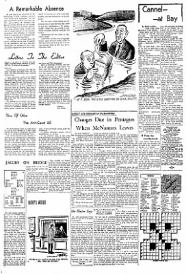 The Courier News from Blytheville, Arkansas on December 12, 1967 · Page 6