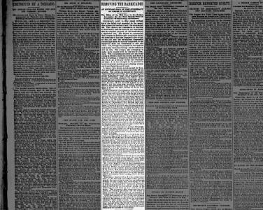 1884 riots, ohio