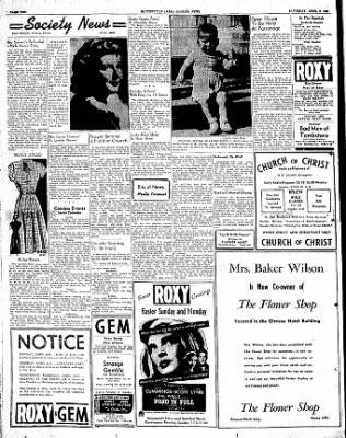 The Courier News from Blytheville, Arkansas on April 8, 1950 · Page 2