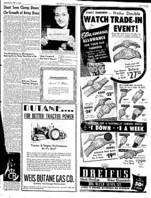 The Courier News from Blytheville, Arkansas on February 5, 1953 · Page 3