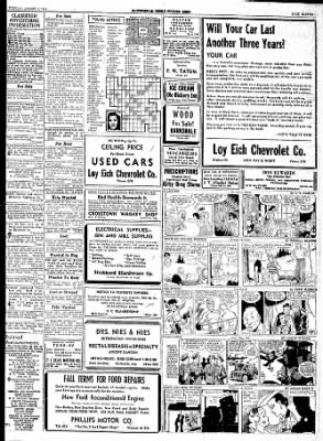 The Courier News from Blytheville, Arkansas on August 1, 1944 · Page 7