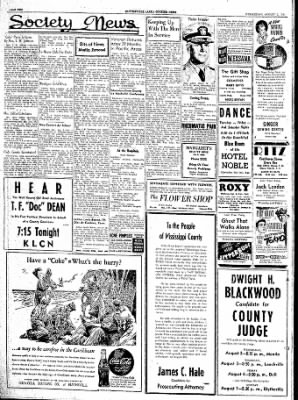 The Courier News from Blytheville, Arkansas on August 2, 1944 · Page 2