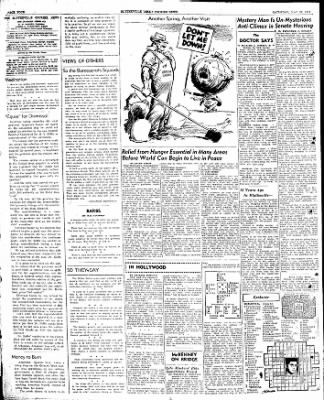 The Courier News from Blytheville, Arkansas on May 31, 1947 · Page 4