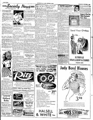 The Courier News from Blytheville, Arkansas on October 4, 1951 · Page 2