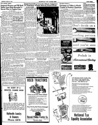 The Courier News from Blytheville, Arkansas on June 13, 1949 · Page 3