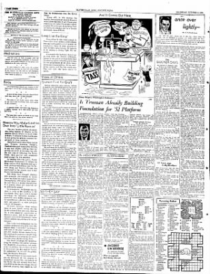The Courier News from Blytheville, Arkansas on October 4, 1951 · Page 4