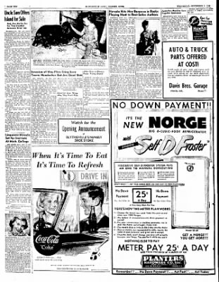 The Courier News from Blytheville, Arkansas on September 7, 1949 · Page 10
