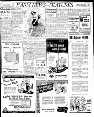 The Courier News from Blytheville, Arkansas on July 5, 1946 · Page 7