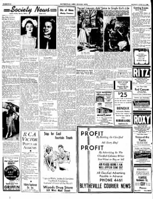 The Courier News from Blytheville, Arkansas on June 13, 1949 · Page 4