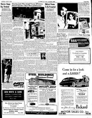 The Courier News from Blytheville, Arkansas on June 13, 1949 · Page 5