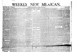 Weekly New Mexican