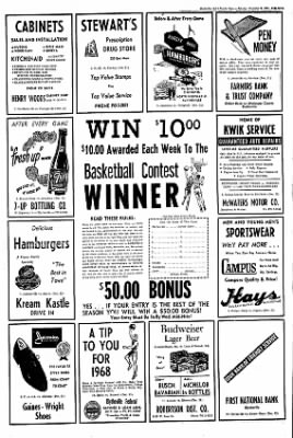 The Courier News from Blytheville, Arkansas on December 16, 1967 · Page 7