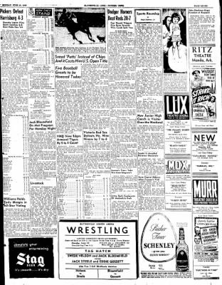 The Courier News from Blytheville, Arkansas on June 13, 1949 · Page 7