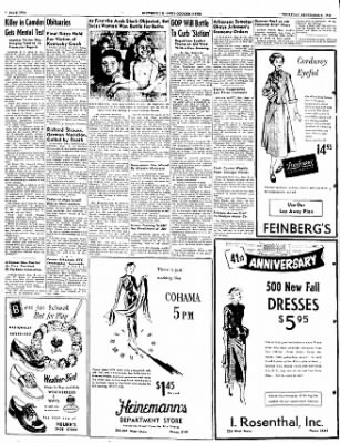 The Courier News from Blytheville, Arkansas on September 8, 1949 · Page 2