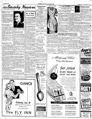 The Courier News from Blytheville, Arkansas on September 27, 1949 · Page 4