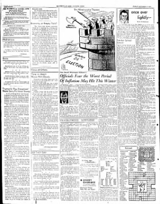 The Courier News from Blytheville, Arkansas on October 5, 1951 · Page 4