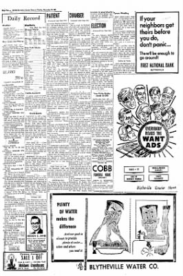The Courier News from Blytheville, Arkansas on December 19, 1967 · Page 2