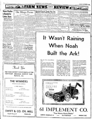 The Courier News from Blytheville, Arkansas on October 5, 1951 · Page 5