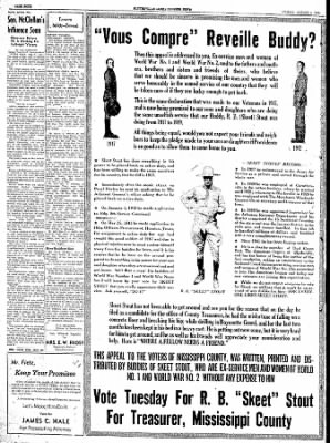 The Courier News from Blytheville, Arkansas on August 4, 1944 · Page 4