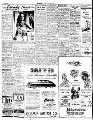 The Courier News from Blytheville, Arkansas on June 14, 1949 · Page 4