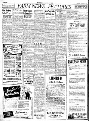 The Courier News from Blytheville, Arkansas on August 4, 1944 · Page 6