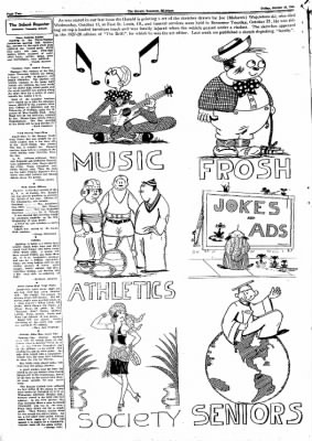 The Bessemer Herald from Bessemer, Michigan on October 24, 1941 · Page 2