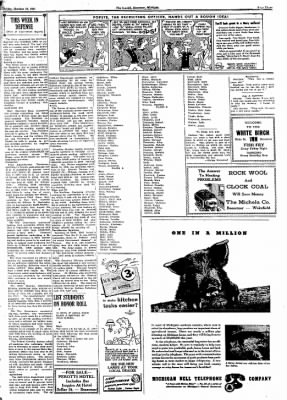 The Bessemer Herald from Bessemer, Michigan on October 24, 1941 · Page 3