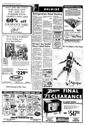 The Corpus Christi Caller-Times from Corpus Christi, Texas on August 13, 1971 · Page 47