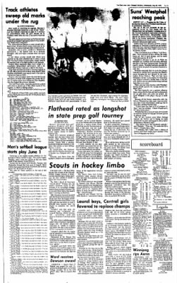 The Daily Inter Lake from Kalispell, Montana on May 26, 1976 · Page 11