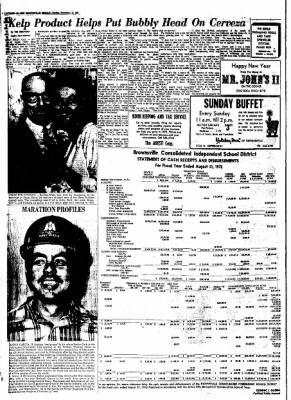 The Brownsville Herald from Brownsville, Texas on December 31, 1972 · Page 16
