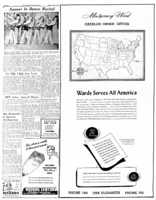 The Brownsville Herald from Brownsville, Texas on June 1, 1947 · Page 20