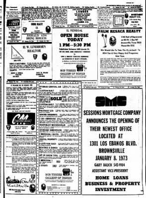 The Brownsville Herald from Brownsville, Texas on December 31, 1972 · Page 25