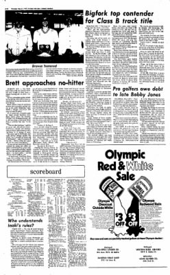 The Daily Inter Lake from Kalispell, Montana on May 27, 1976 · Page 8