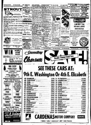 The Brownsville Herald from Brownsville, Texas on December 31, 1972 · Page 27