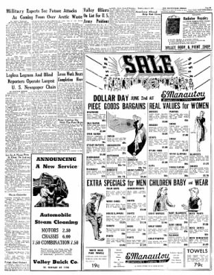 The Brownsville Herald from Brownsville, Texas on June 1, 1947 · Page 25