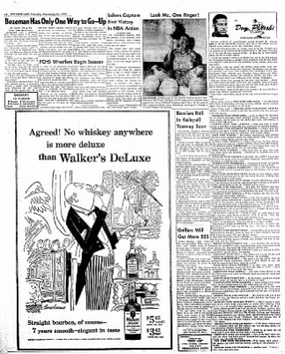 The Daily Inter Lake from Kalispell, Montana on November 14, 1957 · Page 4