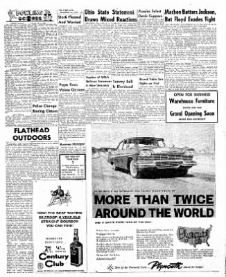 The Daily Inter Lake from Kalispell, Montana on November 14, 1957 · Page 5