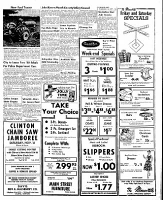 The Daily Inter Lake from Kalispell, Montana on November 14, 1957 · Page 7