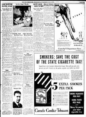 The Daily Messenger from Canandaigua, New York on July 10, 1939 · Page 5