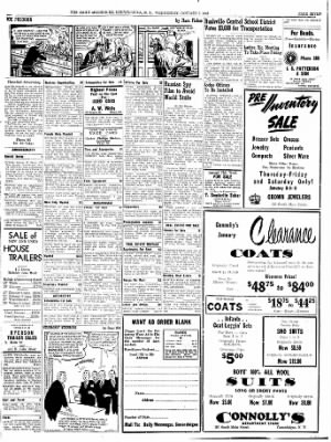 The Daily Messenger from Canandaigua, New York on January 7, 1948 · Page 11