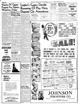 The Daily Messenger from Canandaigua, New York on January 7, 1948 · Page 14