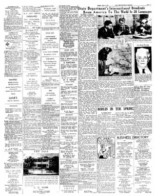 The Brownsville Herald from Brownsville, Texas on June 2, 1947 · Page 15