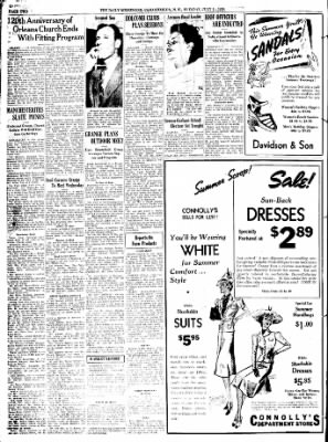 The Daily Messenger from Canandaigua, New York on July 11, 1939 · Page 2