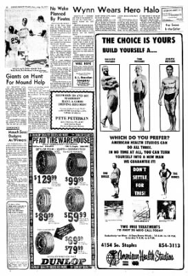 The Corpus Christi Caller-Times from Corpus Christi, Texas on August 16, 1971 · Page 25
